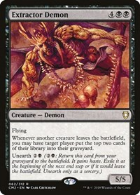 Extractor Demon, Magic: The Gathering, Commander Anthology Volume II