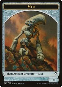 Myr Token, Magic: The Gathering, Commander Anthology Volume II