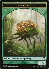 Saproling Token, Magic: The Gathering, Commander Anthology Volume II