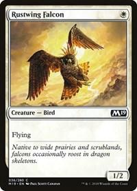 Rustwing Falcon, Magic: The Gathering, Core Set 2019