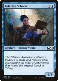 Tolarian Scholar, Magic: The Gathering, Core Set 2019
