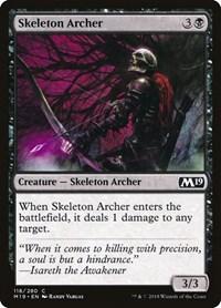 Skeleton Archer, Magic: The Gathering, Core Set 2019
