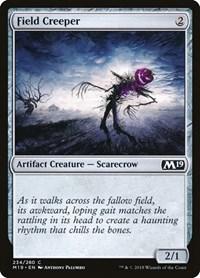 Field Creeper, Magic: The Gathering, Core Set 2019