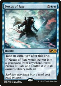 Nexus of Fate, Magic, Buy-A-Box Promos