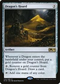 Dragon's Hoard, Magic: The Gathering, Core Set 2019