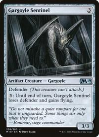Gargoyle Sentinel, Magic: The Gathering, Core Set 2019