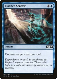 Essence Scatter, Magic: The Gathering, Core Set 2019