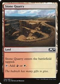 Stone Quarry, Magic: The Gathering, Core Set 2019