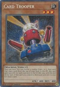 Card Trooper, YuGiOh, Battles of Legend: Relentless Revenge
