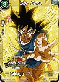 Son Goku, Dragon Ball Super CCG, Promotion Cards