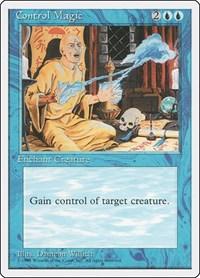Control Magic, Magic: The Gathering, Fourth Edition