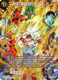 Distant Descendant, Son Goku Jr.