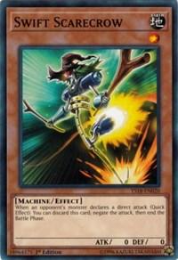 Swift Scarecrow, YuGiOh, Starter Deck: Codebreaker