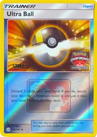Ultra Ball (NA Championship Promo) [Staff], Pokemon, League & Championship Cards
