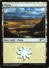 Plains (Alayna Danner), Magic: The Gathering, Standard Showdown Promos