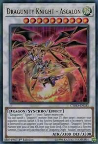 Dragunity Knight - Ascalon, YuGiOh, Cybernetic Horizon