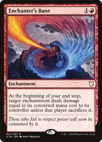 Enchanter's Bane, Magic: The Gathering, Commander 2018
