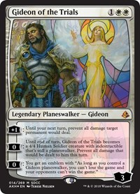 Gideon of the Trials (SDCC 2018 EXCLUSIVE) (Foil)
