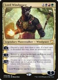Lord Windgrace, Magic, Commander 2018