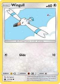 Wingull, Pokemon, SM - Celestial Storm