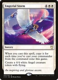 Empyrial Storm, Magic, Commander 2018