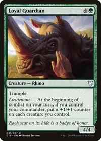Loyal Guardian, Magic: The Gathering, Commander 2018