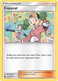 Copycat, Pokemon, SM - Celestial Storm