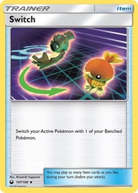 Switch, Pokemon, SM - Celestial Storm
