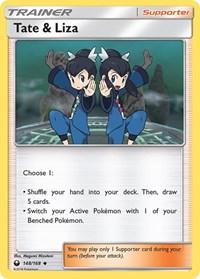 Tate & Liza, Pokemon, SM - Celestial Storm