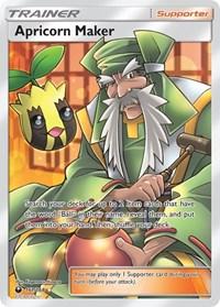 Apricorn Maker (Full Art), Pokemon, SM - Celestial Storm