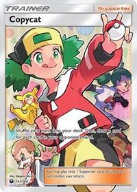 Copycat (Full Art), Pokemon, SM - Celestial Storm