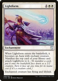 Lightform, Magic: The Gathering, Commander 2018