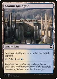 Azorius Guildgate, Magic: The Gathering, Commander 2018
