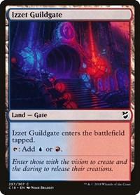 Izzet Guildgate, Magic: The Gathering, Commander 2018