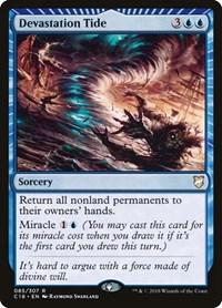 Devastation Tide, Magic: The Gathering, Commander 2018