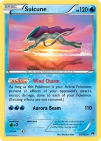 Suicune (Cosmos Holo) - 30/122 BREAKpoint, Pokemon, Blister Exclusives