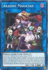Akashic Magician, YuGiOh, Shadows in Valhalla