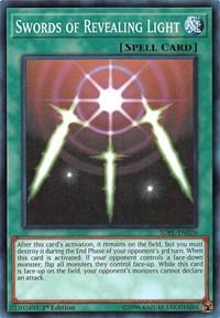 Swords of Revealing Light, YuGiOh, Structure Deck: Powercode Link