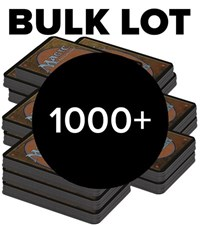 MAGIC: THE GATHERING BUNDLES 250x Cards Bulk MTG Huge Stock Clearance