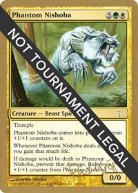 Phantom Nishoba - 2003 Peer Kroger (JUD), Magic: The Gathering, World Championship Decks
