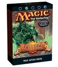 Scourge Theme Deck - Max Attax, Magic, Scourge