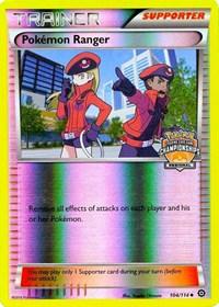 Pokemon Ranger - 104/114 (Championship Promo), Pokemon, League & Championship Cards