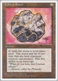 Fellwar Stone, Magic: The Gathering, Fourth Edition