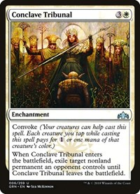 Conclave Tribunal, Magic: The Gathering, Guilds of Ravnica