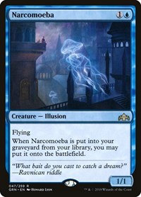 Narcomoeba, Magic: The Gathering, Guilds of Ravnica