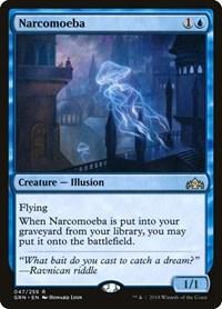 Magic the Gathering Narcomoeba Guilds of Ravnica