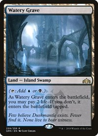 Watery Grave, Magic: The Gathering, Guilds of Ravnica