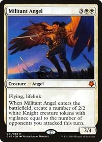 Militant Angel, Magic: The Gathering, Magic Game Night