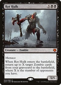 Rot Hulk, Magic: The Gathering, Magic Game Night