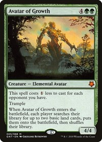 Avatar of Growth, Magic: The Gathering, Magic Game Night